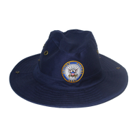 Military Hunters Hats Navy - Color - Navy