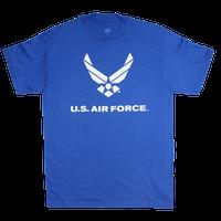 1 Color Front Logo T-shirt - Air Force
