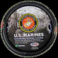 US Marines Steering Wheel Cover