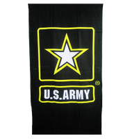 30 X 60 Beach Towel - Army