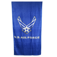 30 X 60 Beach Towel - Air Force