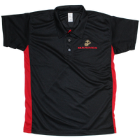 MADE IN USA Performance Polo Shirt - Marines