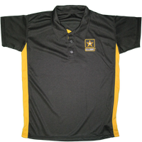 MADE IN USA Performance Polo Shirt - Army