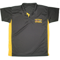 MADE IN USA Performance Polo Shirt - Vietnam Veteran