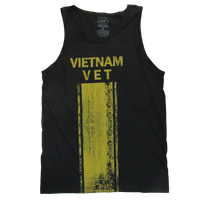 MADE IN USA Tank Top T-shirt - Vietnam Veteran