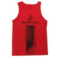 MADE IN USA Tank Top  T-shirt - Marines