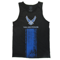 MADE IN USA Tank Top T-shirt - Air Force