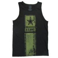 MADE IN USA Tank Top T-shirt - Army
