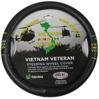 Steering Wheel Cover - Vietnam Veteran