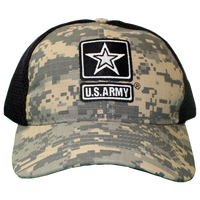 MADE IN USA Digital Mesh - Army