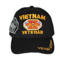 Caps - Shadow Embroidery - Vietnam Veteran