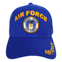 Caps - Shadow Embroidery - Air Force