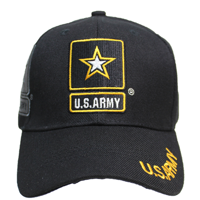 e629cec2985 Caps - Shadow Embroidery - Army - Black