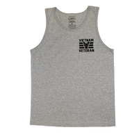MADE IN USA Slogan Tank - Vietnam Veteran