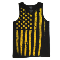 MADE IN USA Flag Tank - Vietnam Veteran