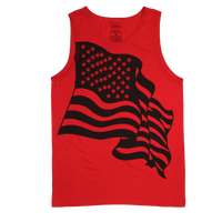 Made in the USA: US Marines Flag Tank Top