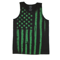 MADE IN USA Flag Tank - Army