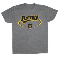 USA Made Banner T-shirt - Army
