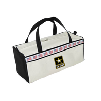 USA MADE Flag Duffle Bag - Army