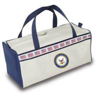 USA MADE Flag Duffle Bag - Navy