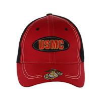 Caps - Oval - Marines
