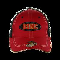 Caps - Oval - Marines