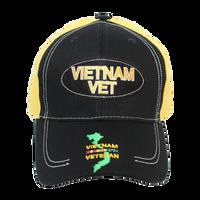 Vietnam Veteran Oval Logo Cap