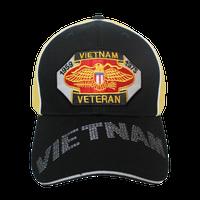 US Vietnam Veteran Piped Cap