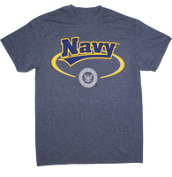 Made in the USA: US Navy Banner T-shirt