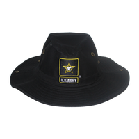 Military Hunter Hats - Army Black