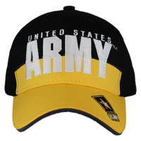 Caps - Logo - Army