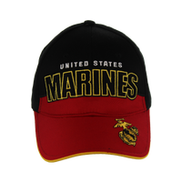 Caps - Logo - Marines