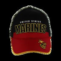 Caps - Logo - Marines