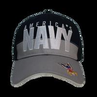 Caps - Logo - Navy