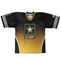 Sublimated Football Jersey - Army