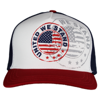 Caps- Screen Printed -Made In the USA - United We Stand