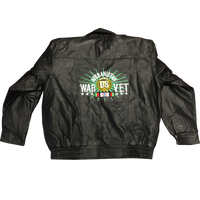 Afghanistan Veteran Leather Jacket
