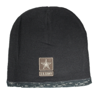 Caps -Reversible Hat - Army