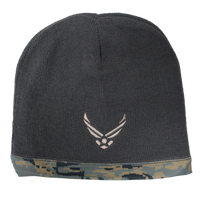 Caps - Reversible Hat - Air Force