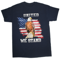 T-Shirts - United We Stand - Navy