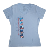 MADE IN USA Women's Warrior T-shirt