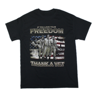 T-Shirts - Thank A Vet Soldiers S/S