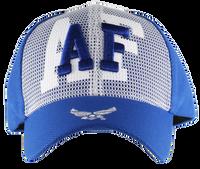 Caps - Mesh Overlay  - Air Force