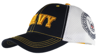 US Navy Mesh Printed Cap