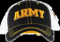 Caps - Mesh Print - Army