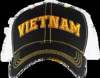 Caps - Mesh Print - Vietnam Veteran