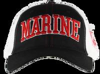 Caps - Mesh Print - Marines