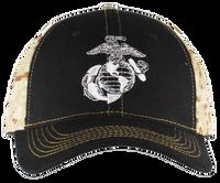Caps - Camo Back - Marines
