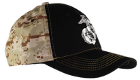 US Marines Digital Camo Back Cap