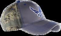 US Air Force Digital Camo Back Cap